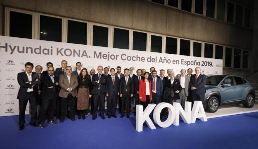 Hyundai KONA Mejor Coche del Año 2019 ABC.