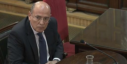 Pérez de los Cobos relata la connivencia de Trapero y Forn para evitar la actuación conjunta durante el 1-O durante su comparecencia en el juicio del procés.