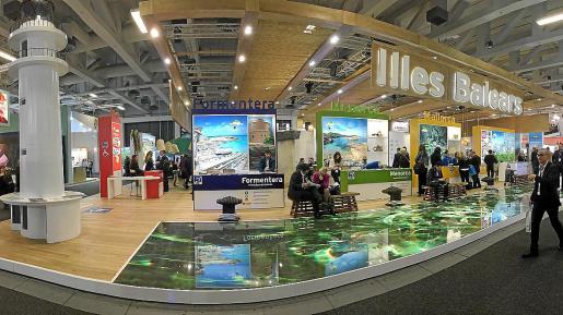 Balears acude a la feria internacional de la ITB de Berlín con un claro mensaje a su principal mercado turístico emisor, la sostenibilidad y turismo de calidad.