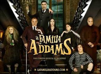 La Familia Addams, en el Auditorium de Palma