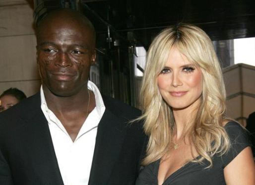 Seal y Heidi Klum, en una imagen de archivo.