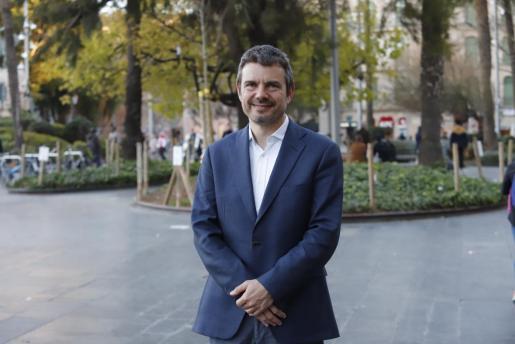 Marc Pérez-Ribas de Ciudadanos.