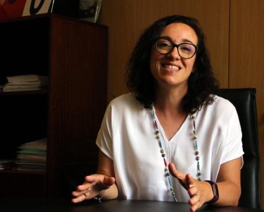 Joana Adrover será la número dos del PSOE a Cort.