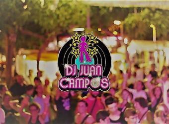 DJ Juan Campos convierte La Movida en un guateque italiano
