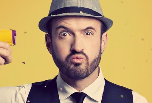 El cómico y humorista Alex O'Dogherty.