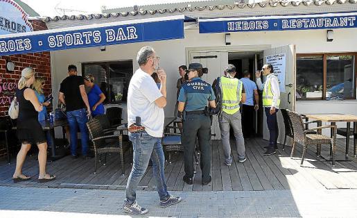 La Guardia Civil intervino en 2017 en torno a las estafas.