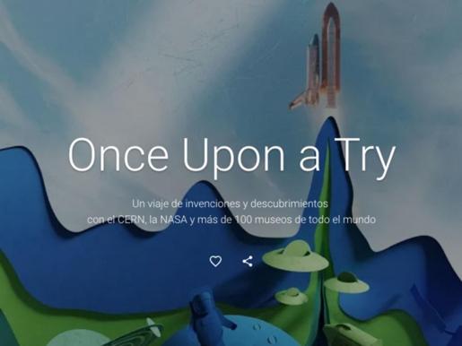 La ciencia de la Isla brilla en el 'Arts & Culture' de Google.