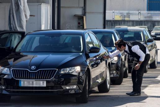 Los conductores de VTC no podrán circular por las vías públicas en busca de clientes.