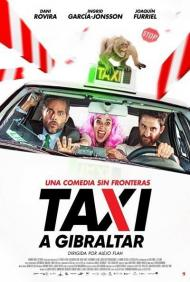 Cartel de la película 'Taxi a Gibraltar'