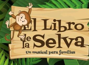 'El libro de la Selva' un musical para familias.