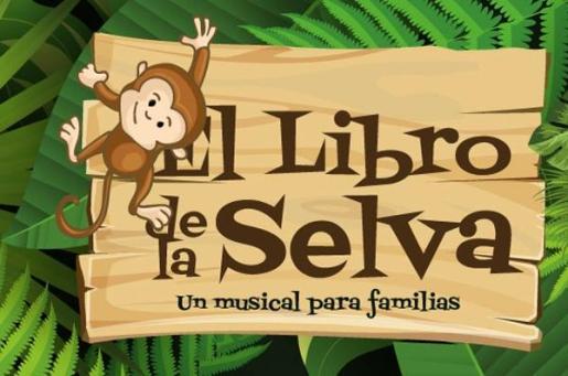 The Artist Mallorca presenta 'El Libro de la Selva' en el Auditórium de Palma.