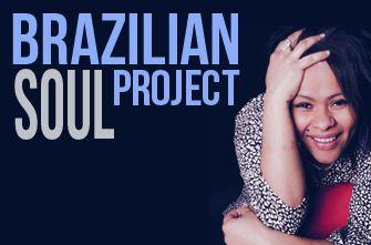 Pua Hera, la cantante del grupo musical Brazilian Soul Project, actuará en el Café Club de Es Gremi