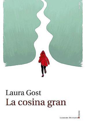 Portada de 'La cosina gran', de Laura Gost, bajo la firma de Ángel Luque.
