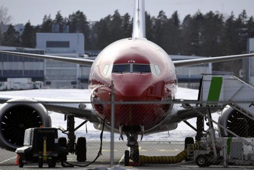 El veto a volar con este avión ha provocado que Boeing haya perdido en Bolsa en dos días 23.600 millones de dólares.