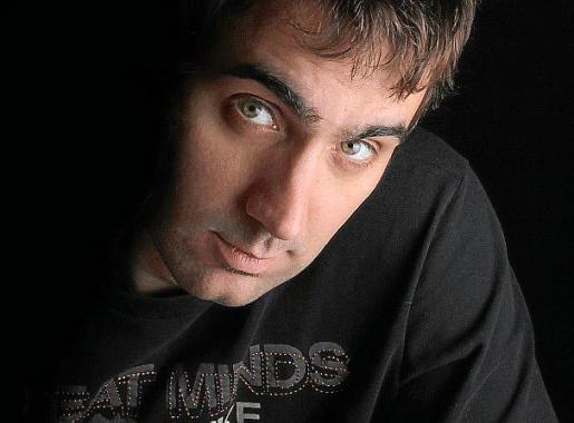 El escritor mallorquín David Navarro.