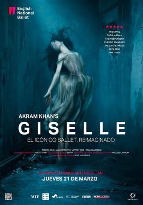 Artesiete Fan Mallorca acoge la proyección de 'Giselle'.