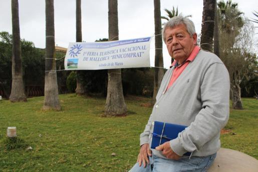 Jordi Cerdó, presidente de la Federación de Estancias Turísticas Vacacionales.