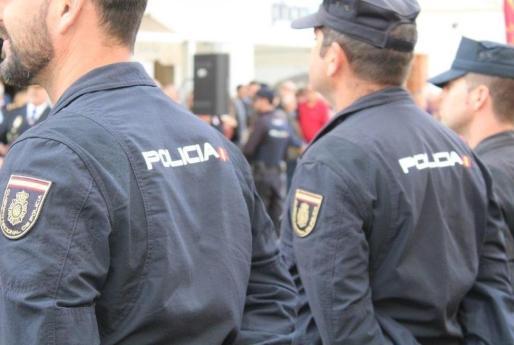 La Policía Nacional se ha hecho cargo del caso.