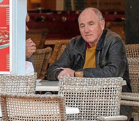 Harry Flynn, sospechoso de un atentado terrorista cometido en Londres en 1979.