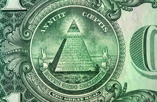 Los Iluminati exaltan a un Dios de un solo ojo, Horus.