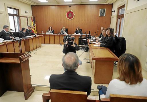 El juicio del 'caso Over' arrancó el pasado mes de octubre y quedó visto para sentencia este viernes.