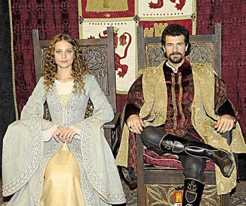 'Isabel, mi reina', la gran apuesta de ficción de TVE1.