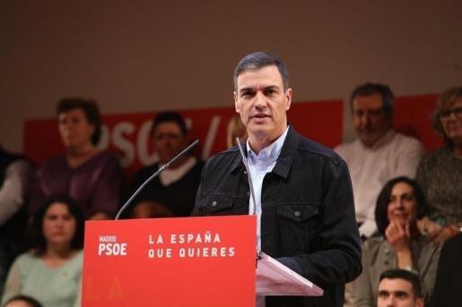 Sánchez promete que no habrá independencia de Cataluña bajo un Gobierno del PSOE.