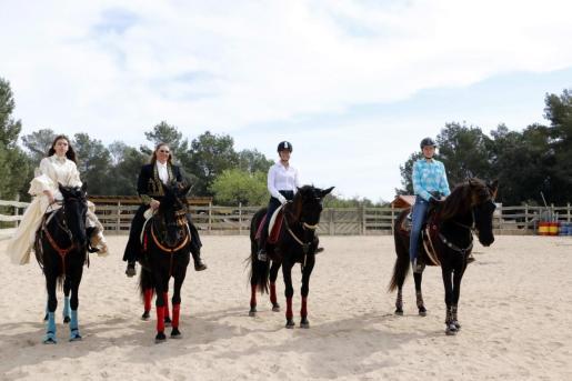 Los caballos mallorquines están reconocidos desde 1988 como raza independiente. Este hito se consiguió gracias al empresario Pedro Salas, quien trabajó con ahínco para conseguir el registro oficial.