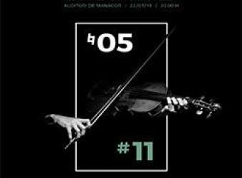Undécimo concierto de la Temporada 2018/2019 de la Orquestra Simfónica en el Auditórium de Palma