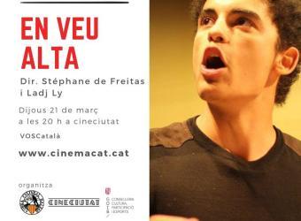 Proyección de 'En veu alta' en CineCiutat dentro del ciclo 'Cinemacat'