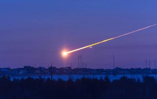 El meteorito de Cheliábinsk causó en 2013 1.500 heridos.