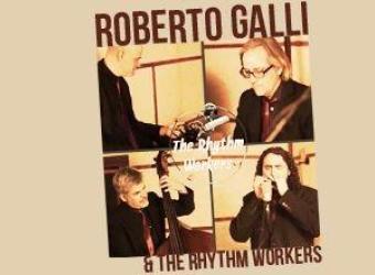En el Café Club de Es Gremi suena Roberto Galli junto a The Rhythm Workers
