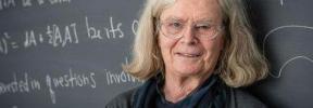 Karen Uhlenbeck, primera mujer distinguida con el Premio Abel, el 'Nobel' de Matemáticas