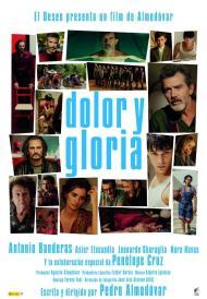 Cartel de la película 'Dolor y gloria'