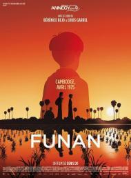 Cartel de la película de animación 'Funan'
