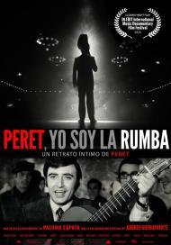 Cartel del documental 'Peret, yo soy la rumba'
