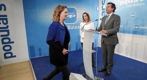 Gabriel Company anunció el martes pasado que Margalida Prohens será la candidata al Congreso en lugar de Maria Salom, cuyo nombre aparecerá en la papeleta al Senado.