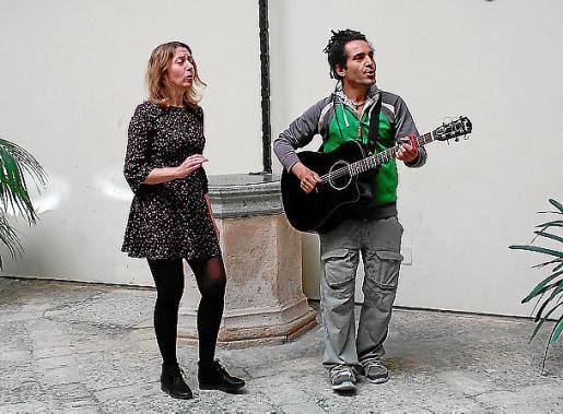 Jasmina Petrovic y Amar Amarni.