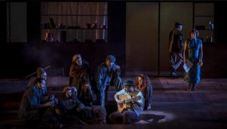 El Teatre Nacional de Catalunya representa 'La bona persona de Sezuan' en Manacor