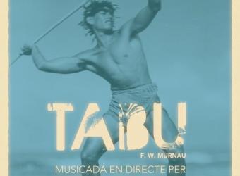 Mike Cooper pone música en directo a la película 'Tabú'