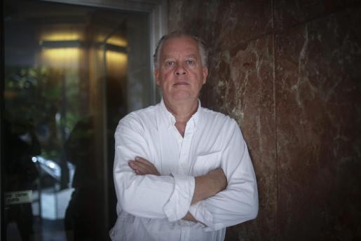 Christer Söderberg, responsable de EnConCiencia, irá en la candidatura de Més a las elecciones europeas.