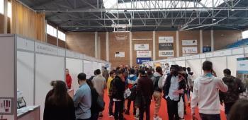 Imagen de la Feria de Empleo y Emprendimiento celebrada en Calvià.