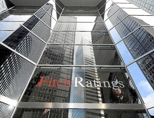 Sede de Fitch Ratings en Nueva York.