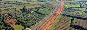 La siniestralidad en la vía Palma-Llucmajor triplica la de la carretera de Llucmajor a Campos, según la Plataforma Antiautopistes