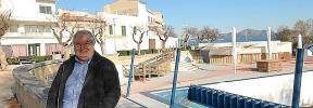 Proyectan convertir la piscina del Mar y Paz de Can Picafort en un anfiteatro con juegos de agua