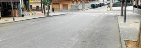 Comerciantes denuncian pérdidas por el cierre de una calle de Son Rapinya