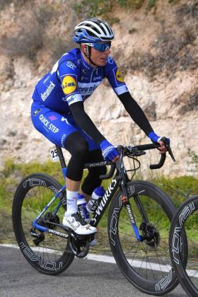 Enric Mas (Deceuninck-Quick Step), en la pasada Volta al Algarve.