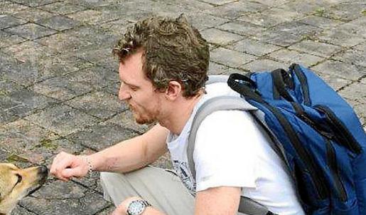 El británico Rem Kingston, de 31 años.