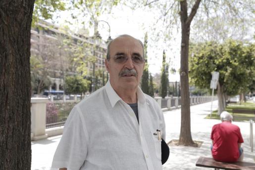 Antonio Salva es el candidato de Vox al Senado.