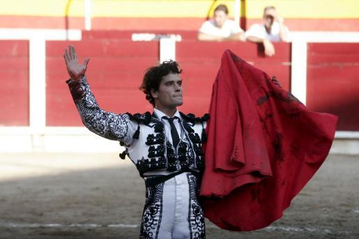 El torero Miguel Abellán, en una imagen de archivo.